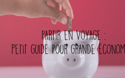Guide pratique : Comment économiser pour un Tour du Monde 2/2