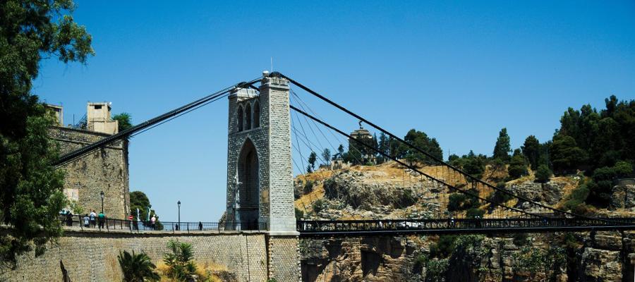 Constantine, la ville aux 7 ponts : première découverte