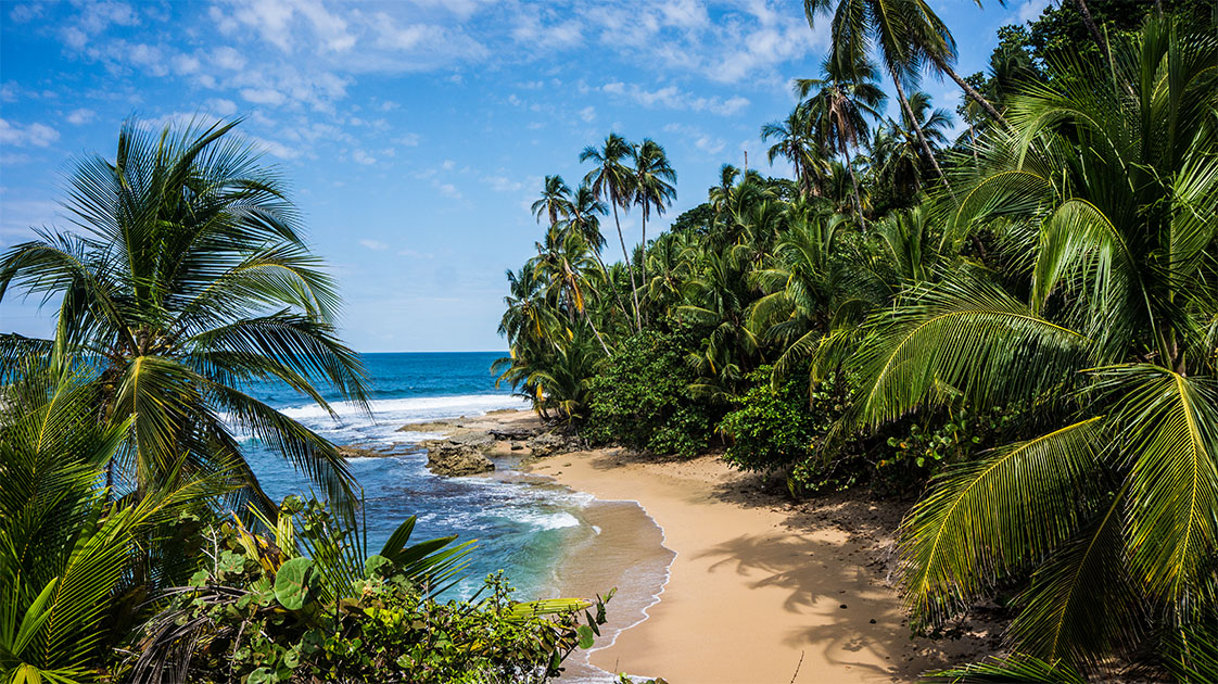 Côte Caraïbes Costa Rica