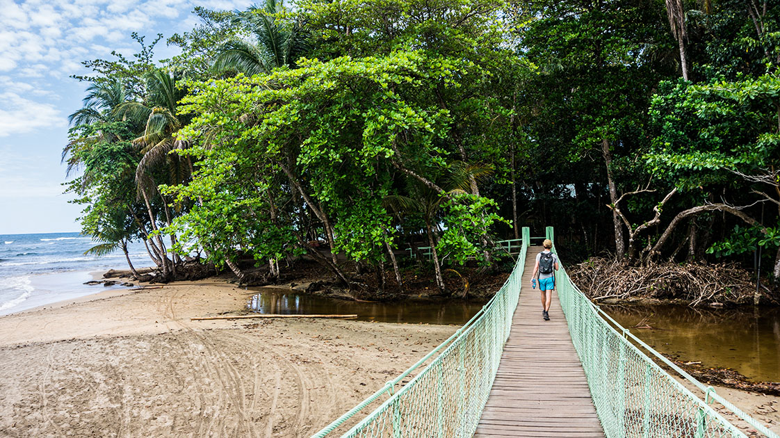 Côte Caraïbes du Costa Rica