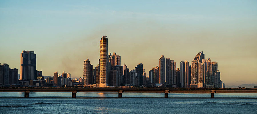 Carnet n°7 - Une semaine à Panama City