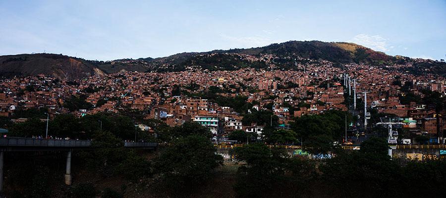 Carnet n°8 – Premiers pas en Colombie : Medellin ne nous a pas enchantée
