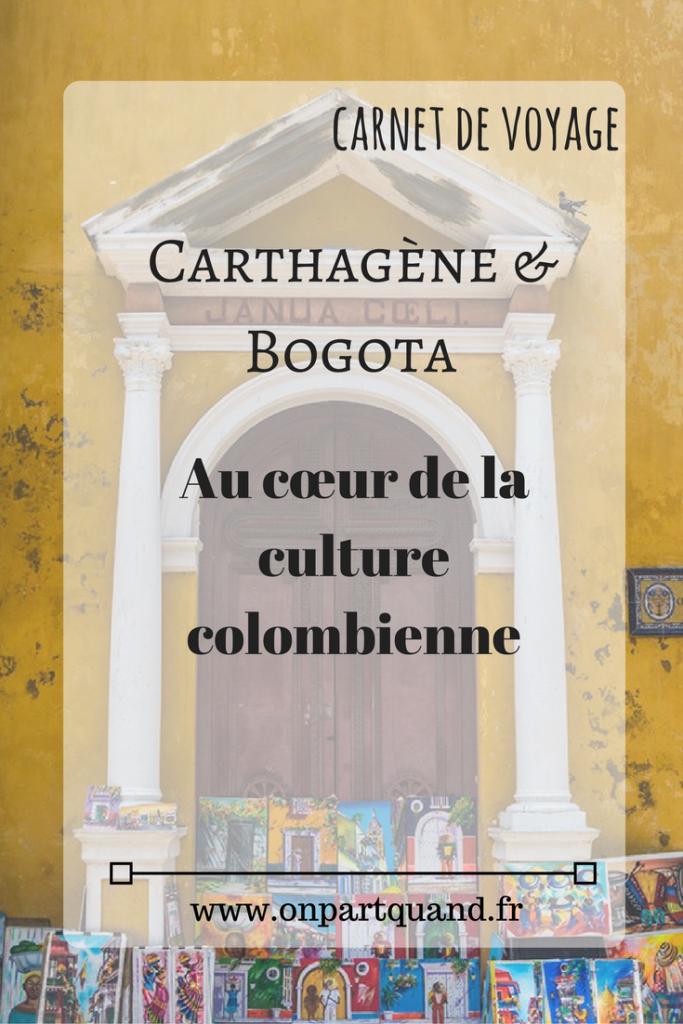 visiter Carthagène