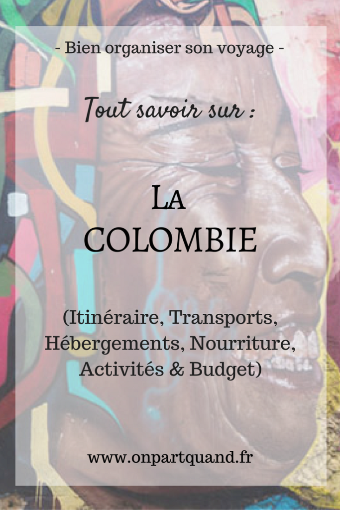 budget Colombie
