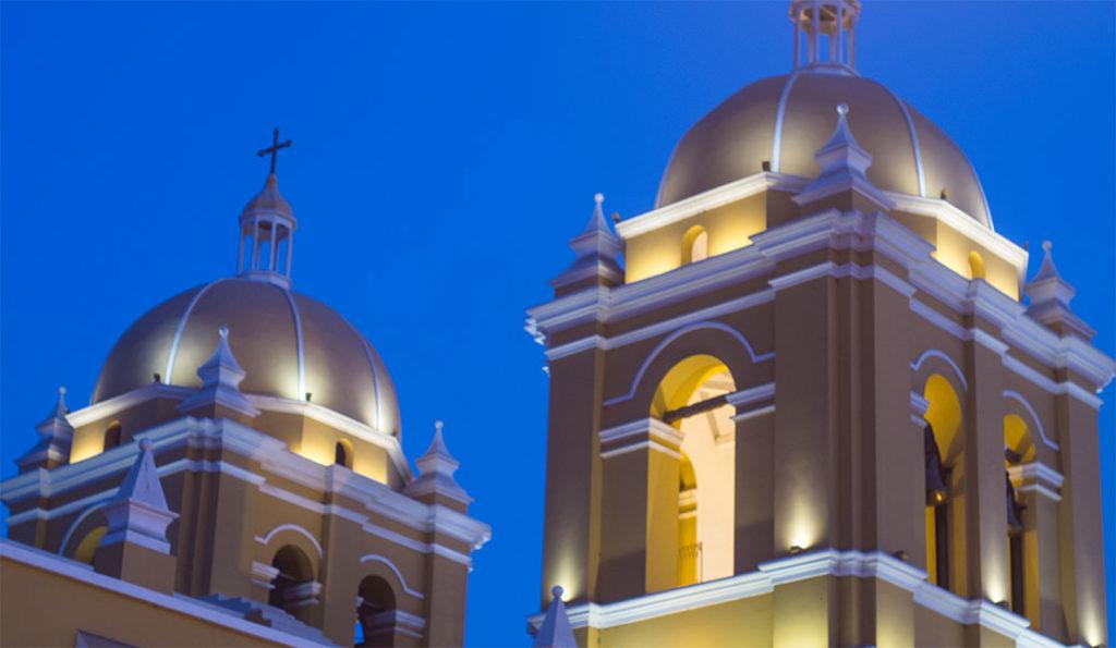 Trujillo au Pérou