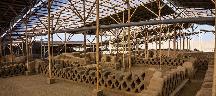 Trujillo : découverte des civilisations pré-incas