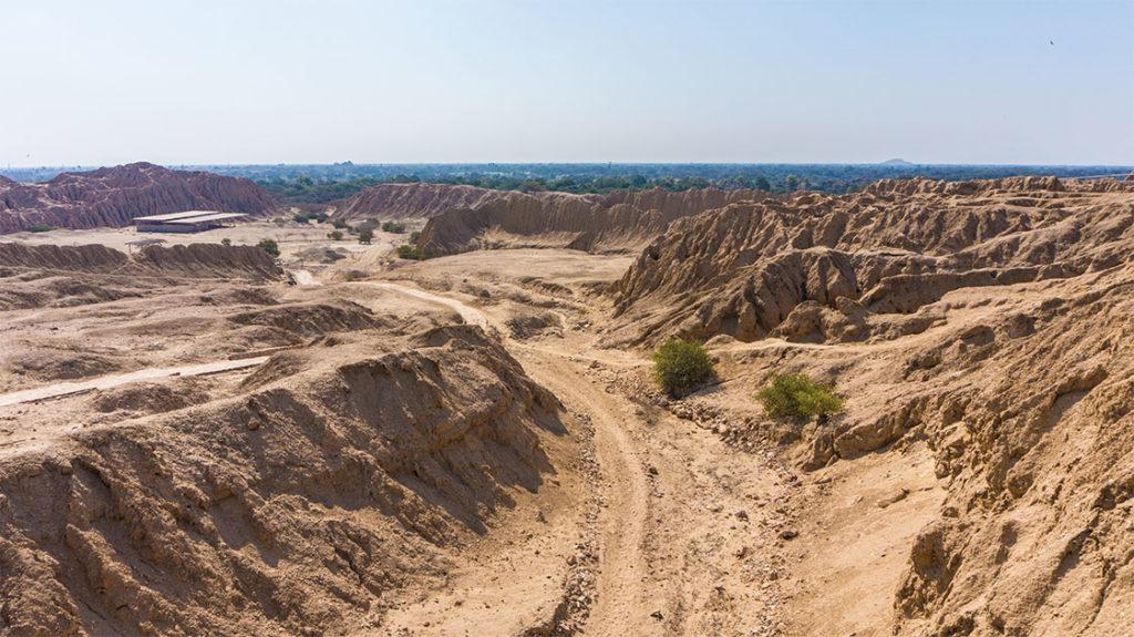 Chiclayo au Pérou