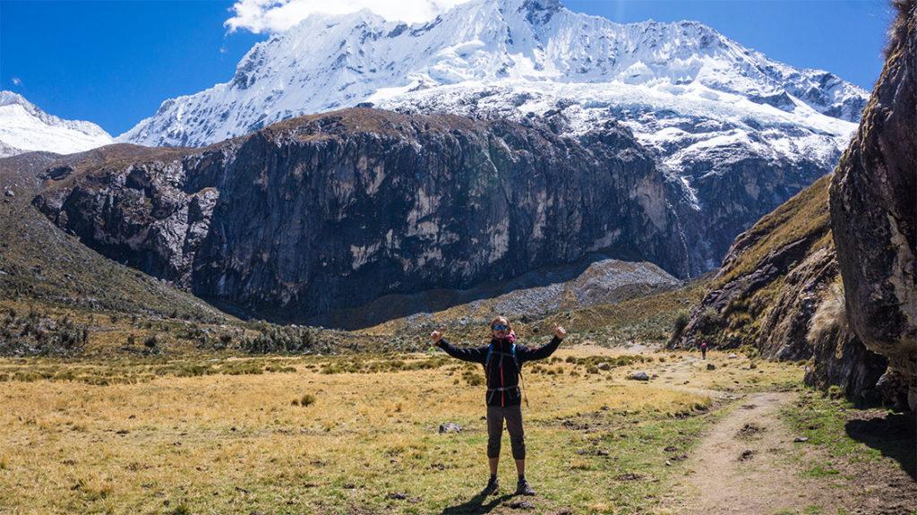 randonnées à Huaraz