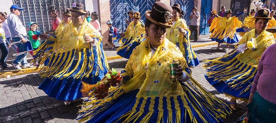 Carnet n°24 - Arequipa, la ville blanche