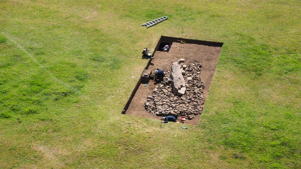 archeologues machu picchu