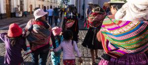 mamitas du Pérou