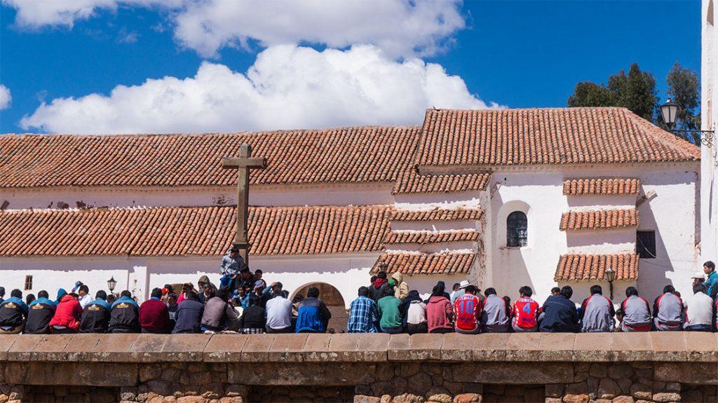 chinchero vallée sacrée des incas