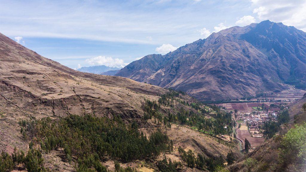paysages vallée sacrée des incas