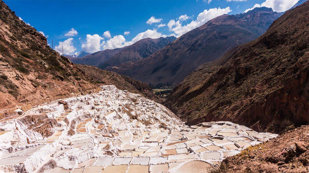 salineras de maras vallée sacrée des incas