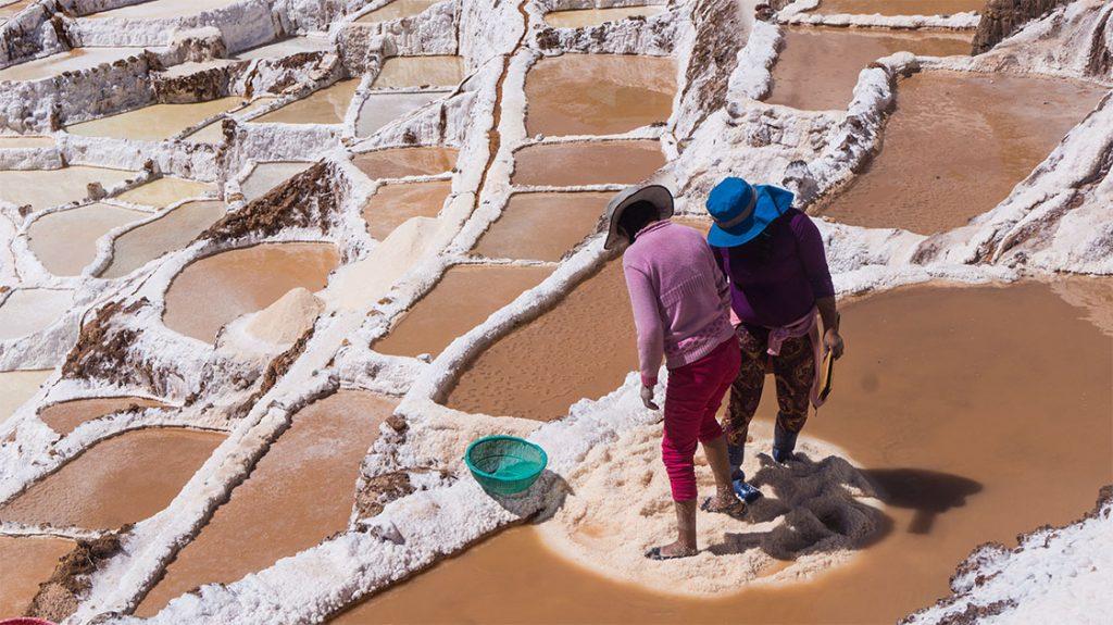 salinéras de maras vallée sacrée des incas