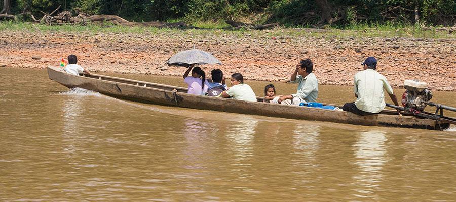 6 jours dans l'Amazonie bolivienne, de la selva à la pampa