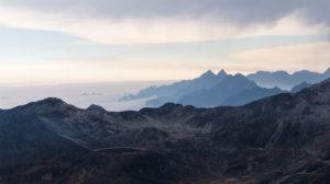 paysages camp alto huayna potosi