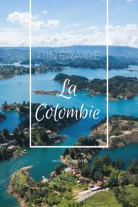 pin-it ! Itinéraire en Colombie