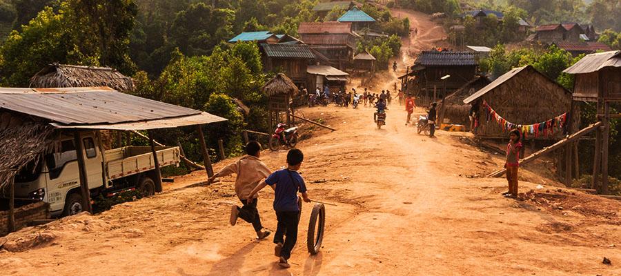 Faire un trek dans le nord du Laos