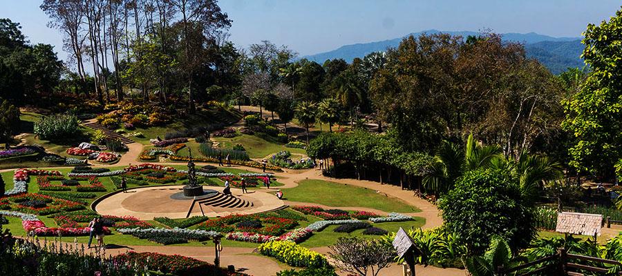 Visiter Chiang Rai : ses temples et la villa royale de Doi Tung