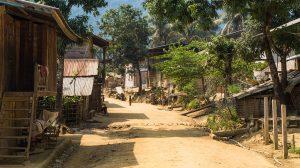 villages typiques nord laos