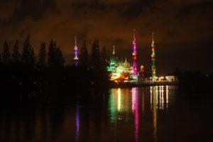 mosquée de cristal Kuala Terrenganu