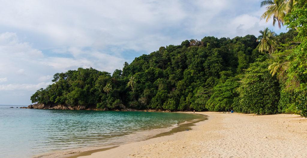 île de Kapas