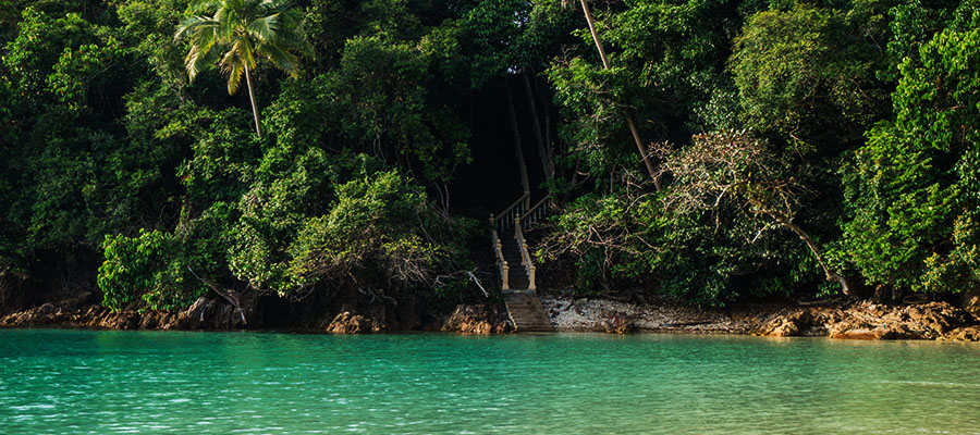Carnet n°43 - Quelques jours sur la tranquille île de Kapas