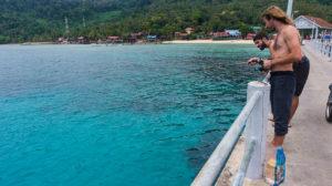 pêche sur tioman island