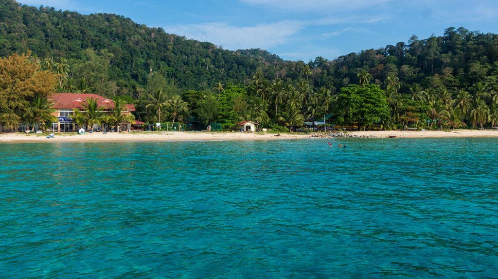salang beach tioman island