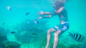 snorkelling à tioman