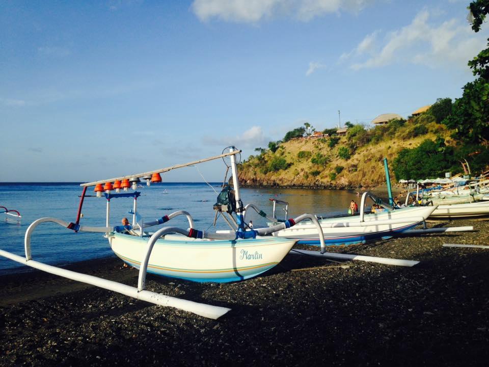Bali : Faire de la plongée à Amed et visiter les environs