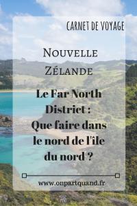 far north nouvelle zélande