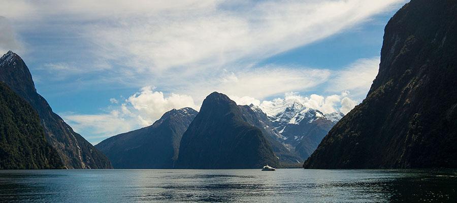 À l'Ouest de l'île du sud, de Abel Tasman à Milford Sound