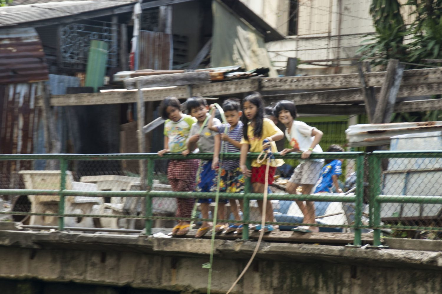 enfants-khlong