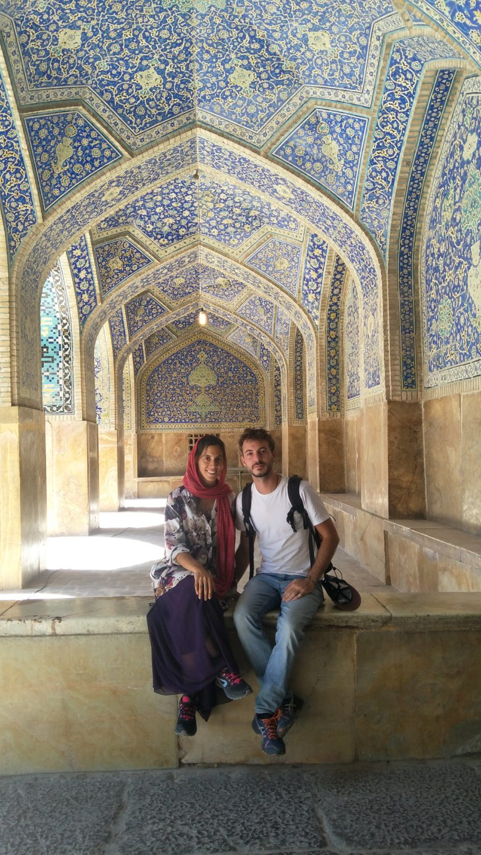 tenue vestimentaire Iran