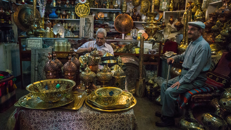 bazar d'ispahan