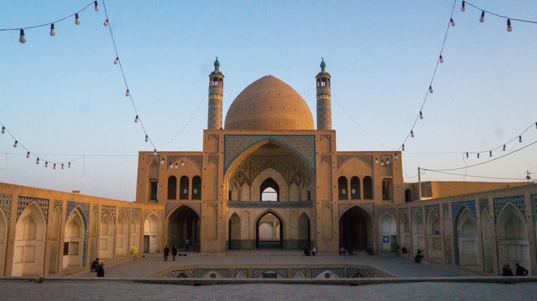 Mosquée Kashan