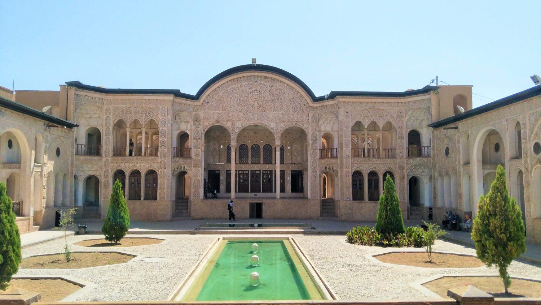 maison tabatabei Kashan