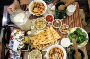 voyage en iran budget