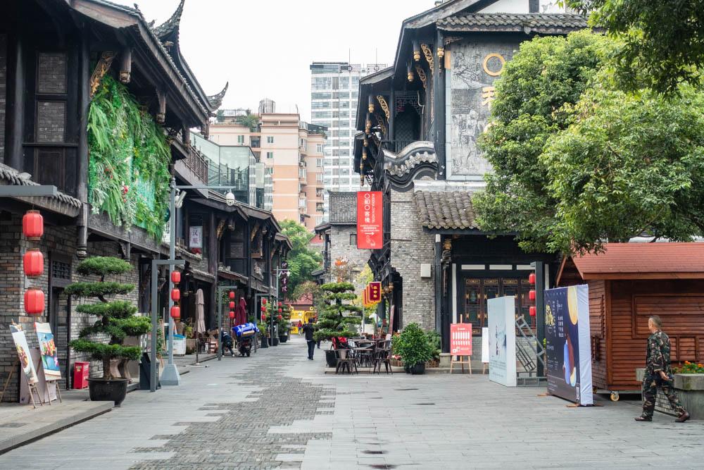 visiter chengdu sichuan