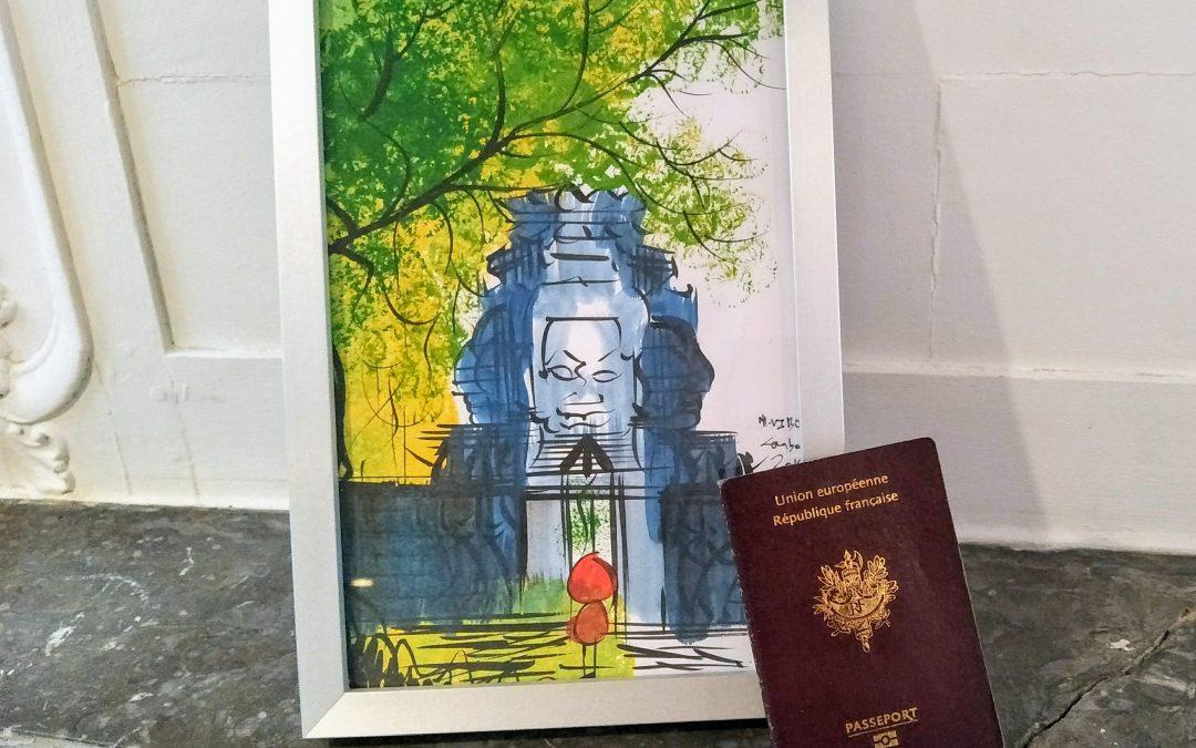 Formalités pour un voyage au Cambodge : le visa